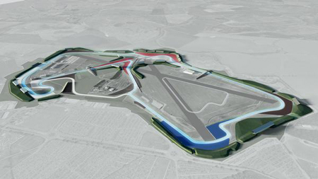 New arrowhead at Silverstone