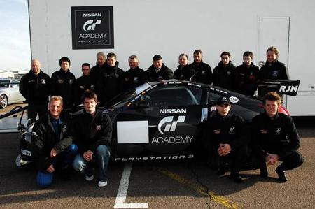Nissan GT Team