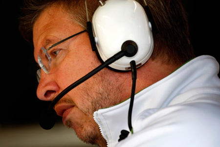 Ross Brawn launches Brawn GP saves Honda F1 team - and new website