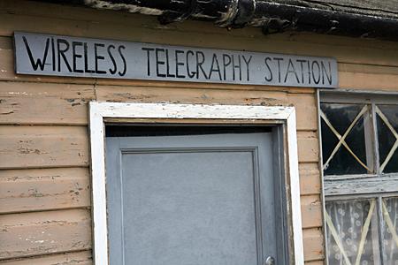 Wireless Telegraph Station